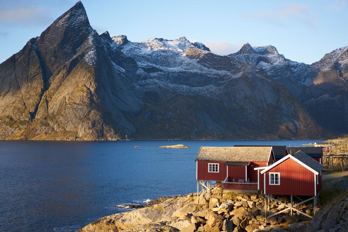 Norway, tromso & lofoten