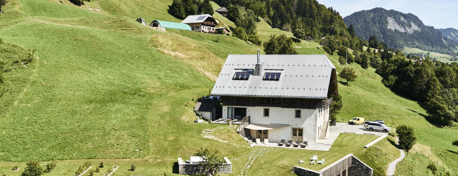 Accommodation – mont blanc