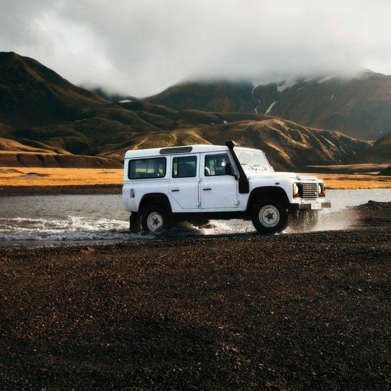 Icelandic lunar landscapes
