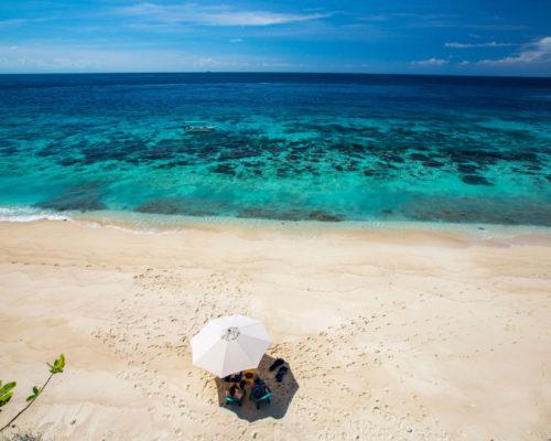 Underwater world of timor leste