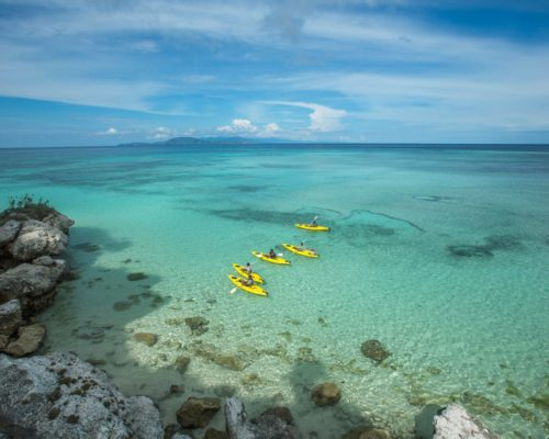 Underwater world of timor leste